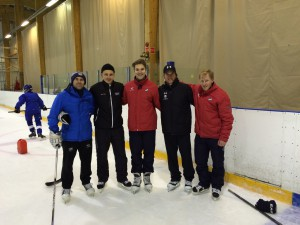 Eishockey Torwartschule Elwing Torwartcamp