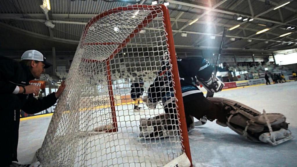 Torwartcamp Eishockey Torwartschule Elwing