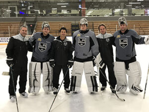 Los Angeles Kings Development Camp