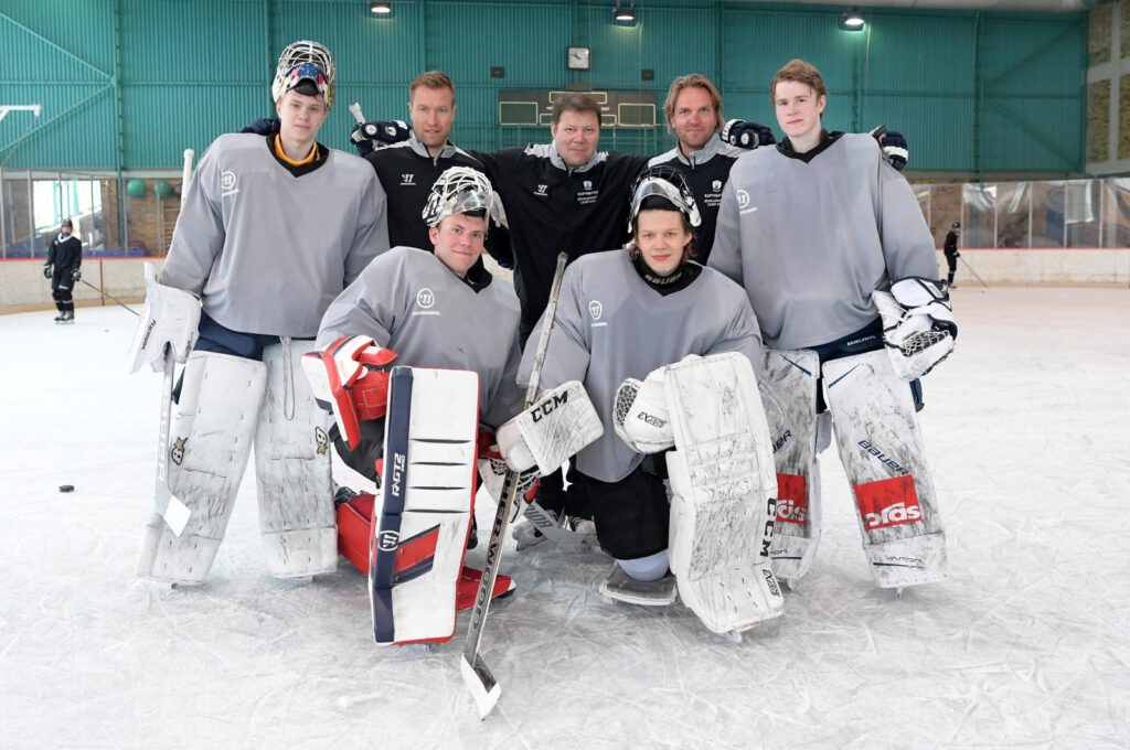 Development Camp Eisbären LA Kings 2018 Goalies